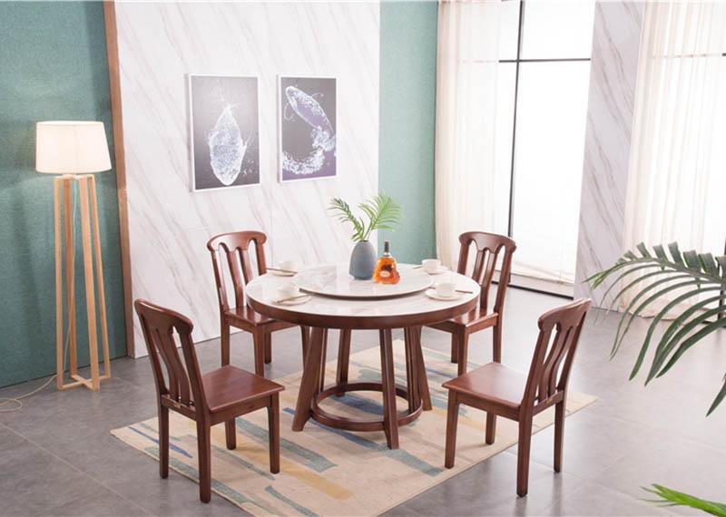 2110餐桌B66餐椅