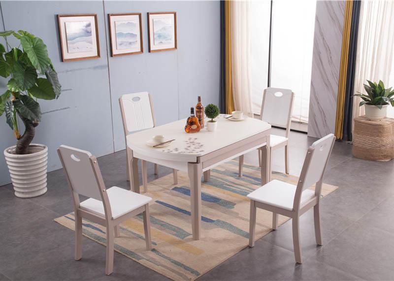 2118餐桌C18餐椅