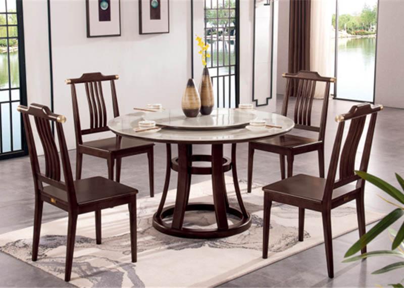 9101餐桌B61餐椅
