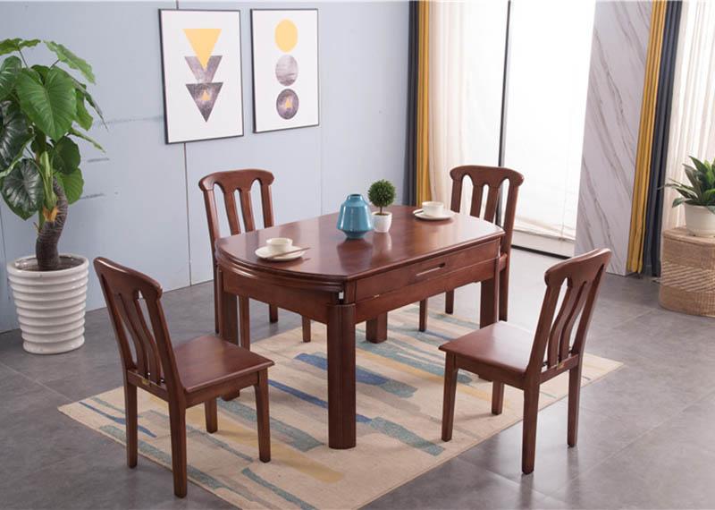 1820餐桌B66餐椅
