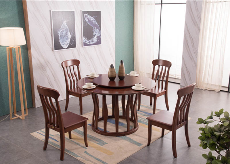 2101餐桌C01餐椅