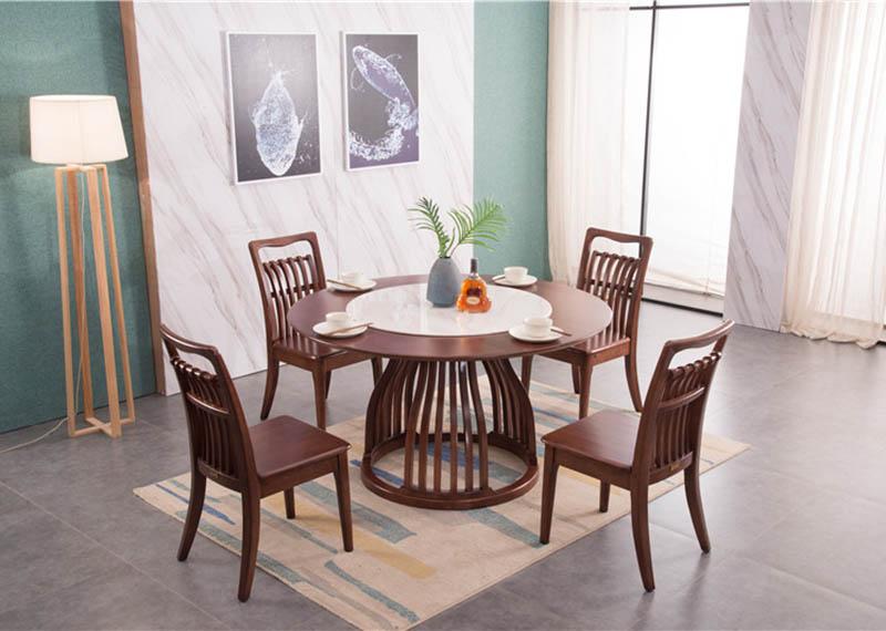2102餐桌C02餐椅