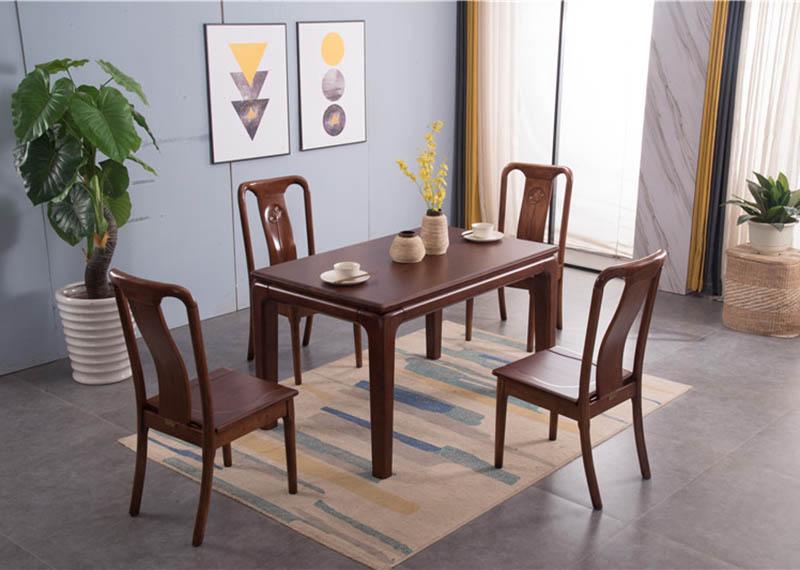 1808餐桌C08餐椅